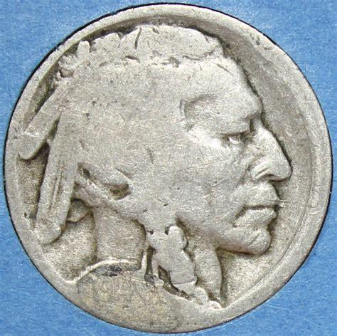 buffalo nickel no date acid restored date value coinhelp