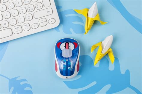 Wireless Mouse Play Collection E Smile Ophelia Owl Ws logitech m238 2015 play collection mice prischew