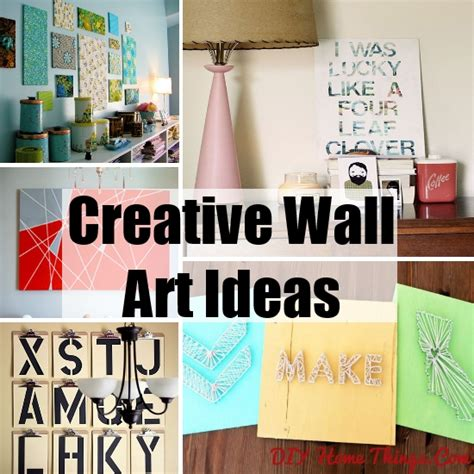 creative wall creative wall ideas to beautify your space diy home