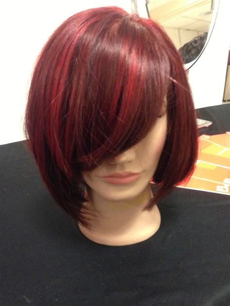 bob hairstyles in red red hair short haircut bob hairstyle fall winter my