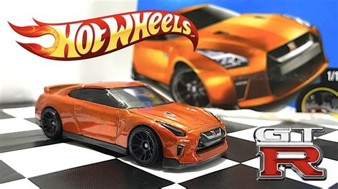 nissan hotwheels new 2017 nissan gt r r35 wheels unboxing and review