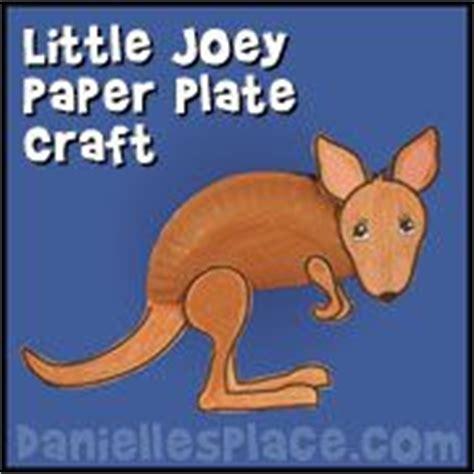 Kangaroo Paper Craft - 25 unique kangaroo craft ideas on australia