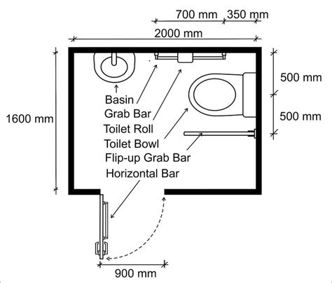 toilet layout dwg 60 best wc images on pinterest bathroom half bathrooms