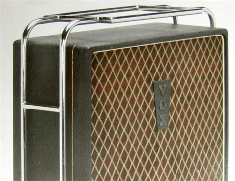 Vox Lug Cabinet vox ac 100 4x12 speaker cabinets with midax horns introduction