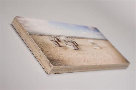 Folie Kleben Auf Holz by Druck Auf Holz Kiefer Rustikal