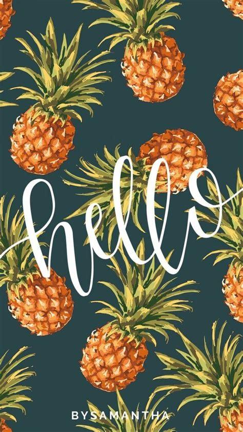 emoji pineapple wallpaper dropbox iphone wallpaper hello pineapples jpg craft