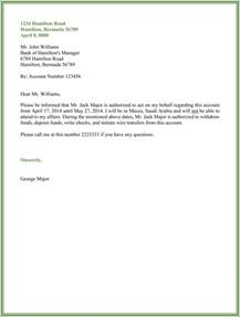 Authorization Letter Sample Philippines 10 best authorization letter samples and formats