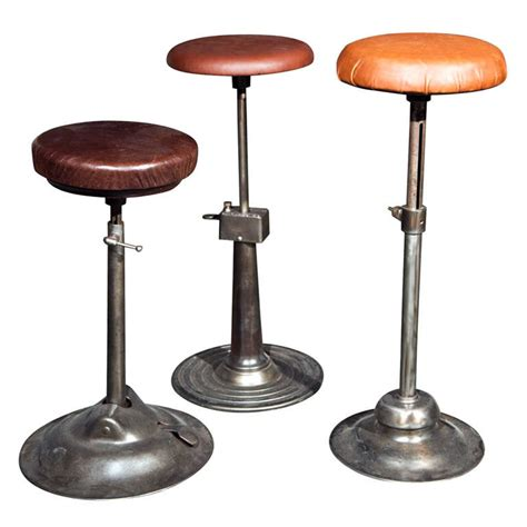 Mechanical Stool adjustable mechanical stools for sale at 1stdibs