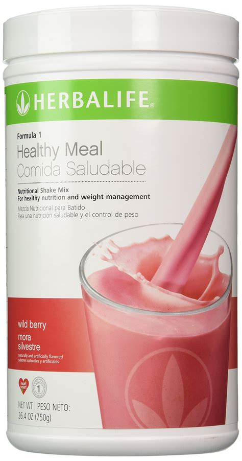 F1 Shakee Wildberry herbalife personalized protein powder 360g