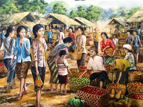 Lukisan Pemandangan Kung galeri lukisan bali danisa lukisan macam macam lukisan