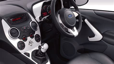 New Ka Interior by Ford Ka Range Busseys New Ford Cars