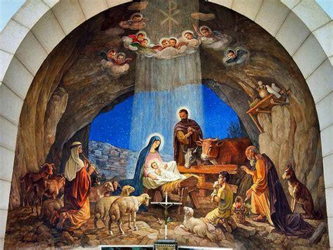 imagenes de los pastores del nacimiento de jesus para colorear jesusvalmeyana bel 233 n la cueva la estrella y el pesebre