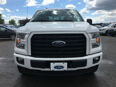 Used Ford F 150 by Used 2017 Ford F 150 Xlt Sport In Calgary 17f15011