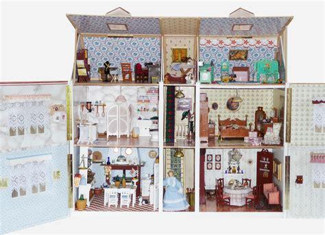 rba casa delle bambole morandi microworld dollhouse house view