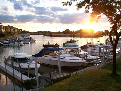 boat dock for rent near me lake erie condo at oak harbor near port clinton with boat