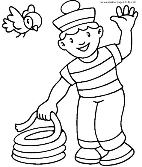 kid coloring page free printable coloring sheets for kids