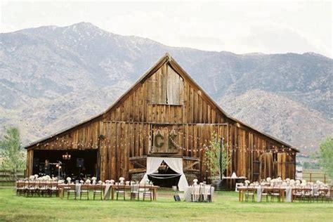 barn venues the pretty the rustic the different