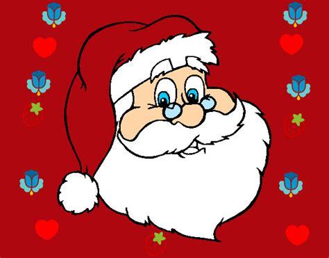 imagenes de santa claus navideñas animadas dibujo de santa clos 161 pintado por danielarce en dibujos