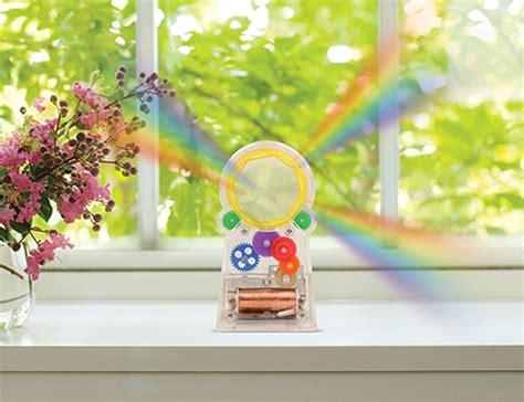 kikkerland design rainbow maker rainbow maker sch 246 n magazine
