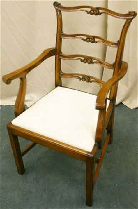 mahogany ribbon back dining chairs for sale antiques