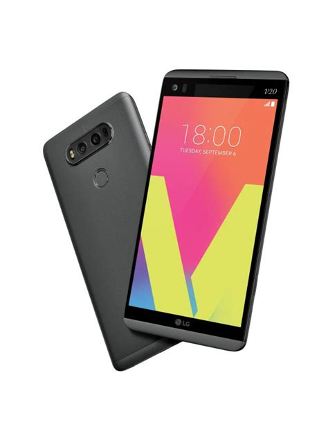 Hp Lg V20 lg v20 release date with android 7 0 nougat pricing