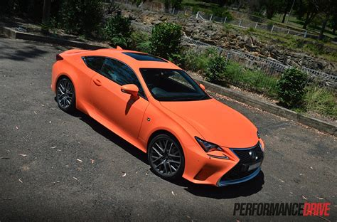 lexus rc 350 f sport for sale 2015 lexus rc 350 f sport review video performancedrive
