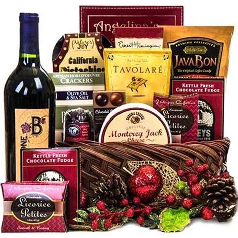 holiday tasteful greetings with wine free shipping