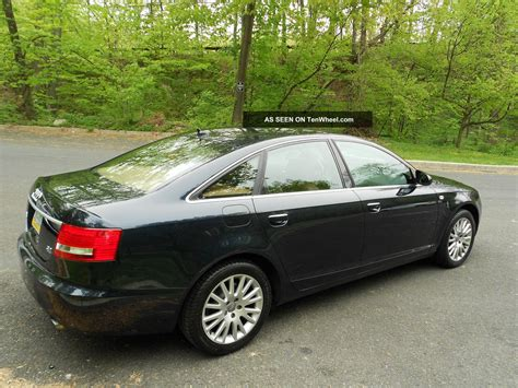 Audi A6 3 2 by 2007 Audi A6 3 2 Quattro Showroom Condition