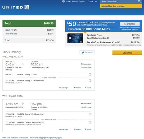 united airlines booking 623 690 chicago to iceland denmark r t fly com