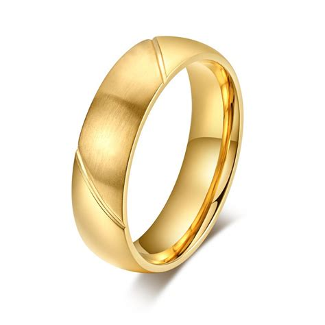 2015 new 18k ring gold filled wedding ring for jewelry