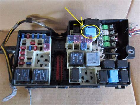 2007 mazda 6 fuel relay location wiring diagrams