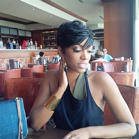 porsha williams real housewives of atlanta wig photos porsha stewart shows off new shorter hair do