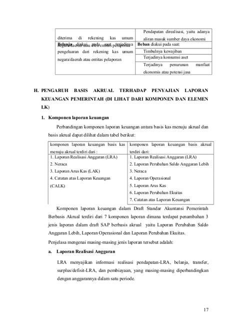 Akuntansi Keuangan Daerah Berbasis Akrual 1 paper seminar akuntansi pemerintah kel 1 sap berbasis akrual
