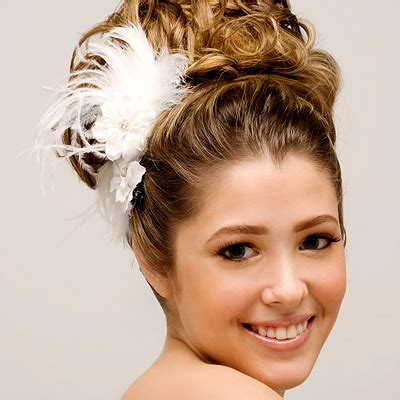 Wedding Hair Accessories With Feathers by Bridal Hair Accessories Featherswomen Fashion Accessories
