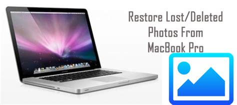 Macbook Pro Estore recover deleted photos from macbook pro