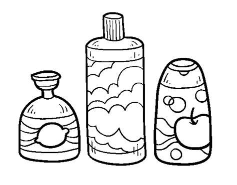 disegni bagno disegno di 3 saponi da bagno da colorare acolore