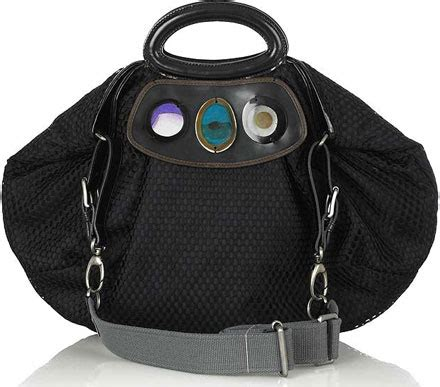 Marni Mesh Net Balloon Bag by Fashionably Yours Designer Consignment Boutique 187 Marni