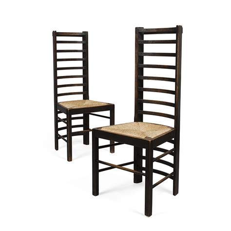 Charles Chair Design Ideas Design Icon Takes Top Spot Four Pieces By Charles Rennie Mackintosh Fetch 163 150 000 Lyon
