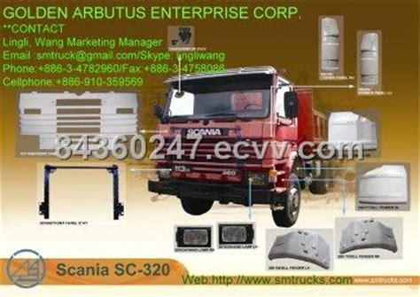 Trucker P002 P002 Truck Supplist Scania Sc 320 The Truck Spare