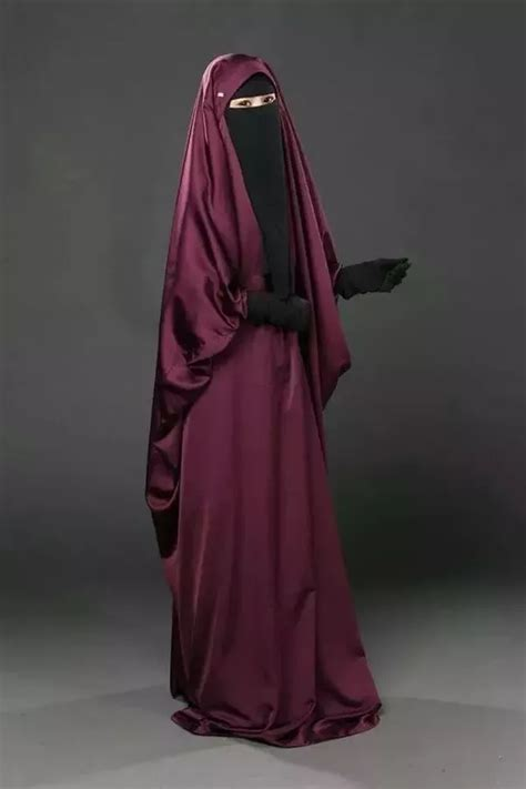 what are the differences between a niqab a chador an