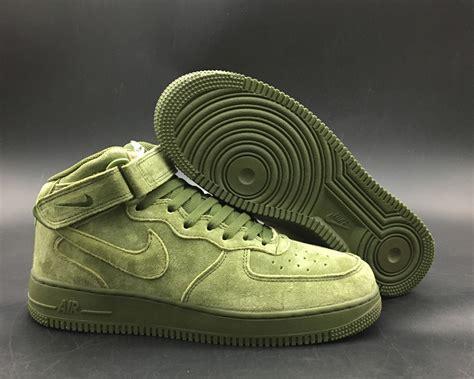 Nike Air 1 For nike air 1 mid 07 legion green legion green white