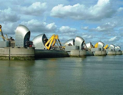 thames barrier power generation the thames barrier is keeping london safe and dry