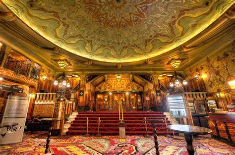 Dome Home Interior Design by Tuschinski Theater Amsterdam