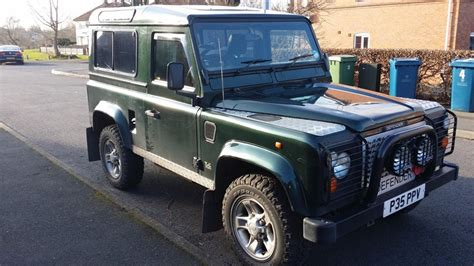 1997 land rover defender 90 cars for sale in needham massachusetts preloved 1997 land rover defender 90 for sale in stafford staffordshire