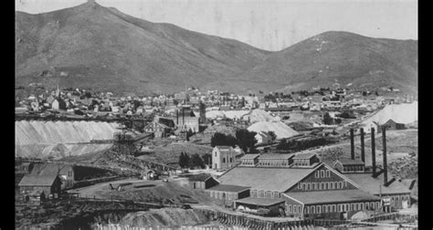 Online Building Plans by Virginia City And Early Nevada Mining One