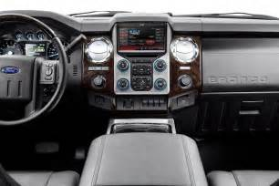 Is The Ford Bronco Coming Back 2016 Ford Svt Bronco Coming Soon Diesel Power Magazine