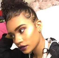 hairstyles that are curly on the edges 25 best edges hair ideas on pinterest