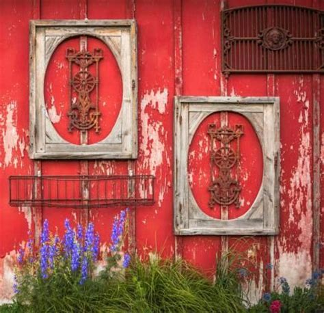 680 best vintage outdoor wall advertising art images decorating with architectural salvage 25 ideas for high end style giddy upcycled