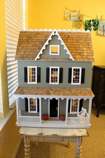 dollhouse kits at hobby lobby beautiful diy dollhouse kit from hobby lobby i want to