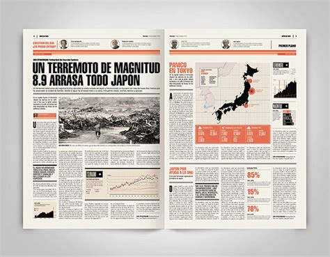 newspaper layout and design rules newspaper design 01 on behance